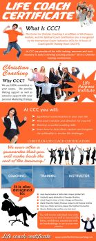 Life Coach Certificate by ChristianCoaching