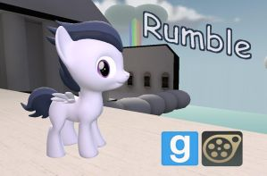 [DL] Rumble by Pika-Robo
