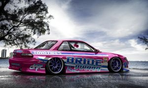 bride silvia s13 by hugosilva
