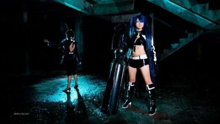 Black Rock Shooter - Fight No More by SweetSix