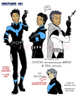 Nightwings by TwinEnigma