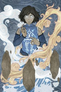 Avatar State by ToolOfTheDay