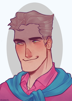 stupid charming joseph by Erewann
