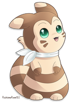 Commission: Furret