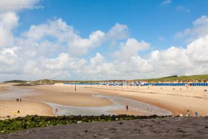 Vlissingen beach by TLO-Photography