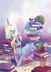 Artsy by GrayPaint