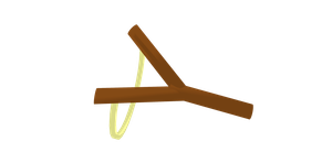 [MMD] Basic Slingshot (Download) by YikesDepartment