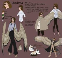 Andrea ref by captainhawkeh