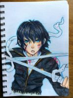 The Yato God and his Blessed Vessel by Seafire248