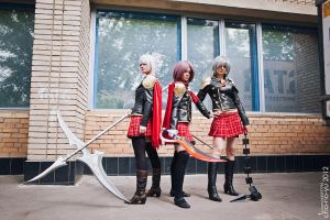 FF type-0 by Salvarion
