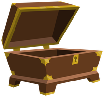MLP Resource: Chest 01 by ZuTheSkunk