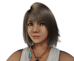Yuna Hair Done perspective by Sreliata