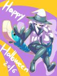 Halloween 2016 by dlrowdog