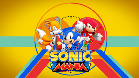 Nibroc Rock 213 17 Sonic Mania Wallpaper Size By