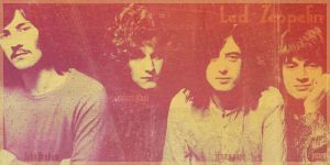 Led Zeppelin by xMaggie