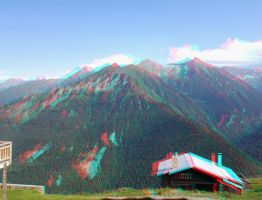 Pyrenees 3D 13 by xmancyclops