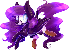 //Art Trade// ~ crazllana (+SPEEDPAINT) by OliveCow