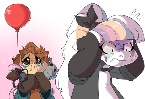 the power of cute by PillowRabbit