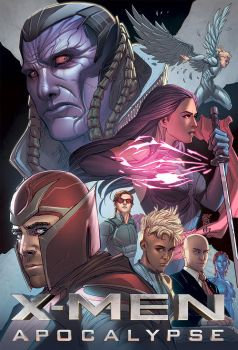 xmen---Apocalypse-colorsV2 by Ross-A-Campbell