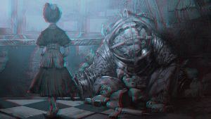 Bioshock 3-D conversion by MVRamsey