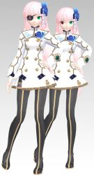 MMD PDAFT Nagisa Replica Luka Dl by Rin-Chan-Now