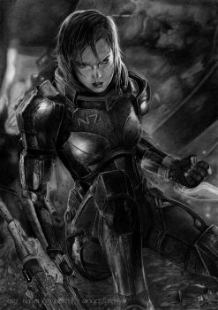 . : N7 : . by Angelstorm-82