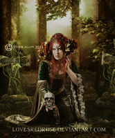 Celtic-Burial-Ground by EnchantedWhispersArt