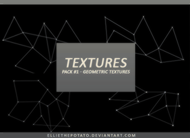 #1 Texture Pack - Geometric Textures by elliethepotato