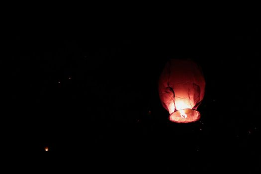 Lanterns In The Sky by BlairVan