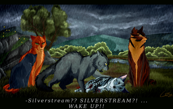 Silverstreams Death by Copperlight