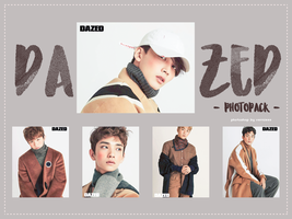 PACK #02 'DAZED magazine'(vocal) photo pack*5 by verniieee