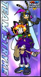 :: Contest 2 - Sonic Heroes :: by sonic-club