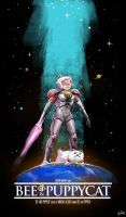 Bee and Puppycat by JamesBousema