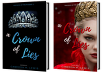 A Crown of Lies covers by savrom