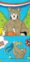 This Is How PedoBear was born by AirenNova