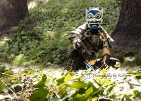 New Age Blue Spirit - Forest View 2 by VIITheGambler
