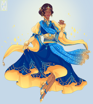 :Dragon Age: Josephine by MMtheMayo