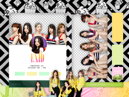 EXID | UP AND DOWN JAPAN | PACK PNG by KoreanGallery