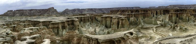 Qeshm Island- Valley of the Stars 3 by CitizenFresh