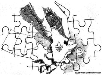 National unity? No such thing by marcgosselin