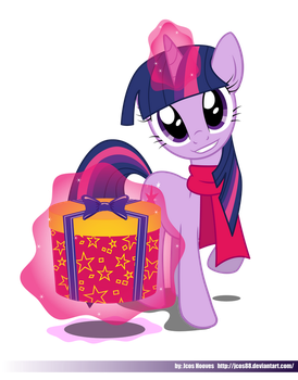 Magic Gift by jotacos