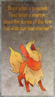 Curse Of The Fire by TDDog