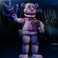 Funtime Freddy  V3  (4K) by GamesProduction