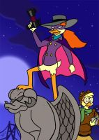 WATN: Darkwing Duck by Pumpkinshire