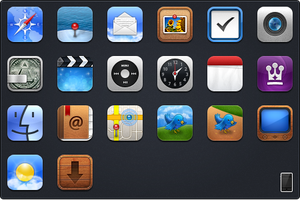 Astra iPhone Theme by ChristianBaroni