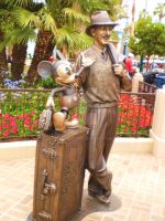 Mickey and Walt by belle951