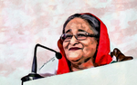 Sheikh Hasina A leader with courage and vision by SaidulIslam