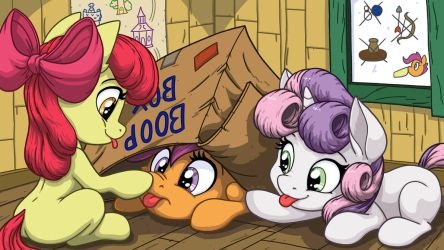 CMC Boop Box is a GO! by LateCustomer