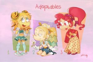 Summer adoptables [OPEN 3/3] by gobithedogsadopts
