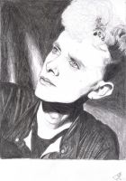 Martin Lee Gore by RefleXNerve